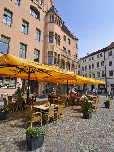 Wittenberg, UNESCO World Heritage Site, Saxony, Germany, Europe-Michael Runkel-Photographic Print