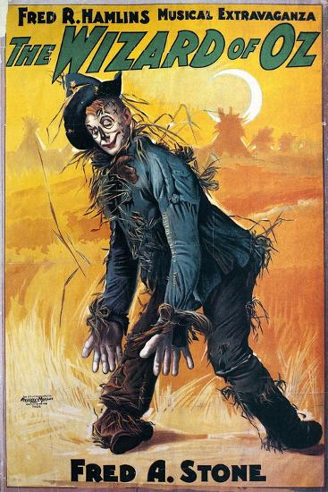 Wizard of Oz, 1903--Giclee Print