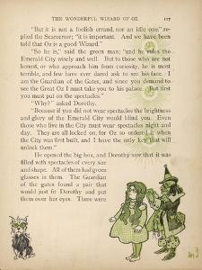 Wizard of Oz, Guardian