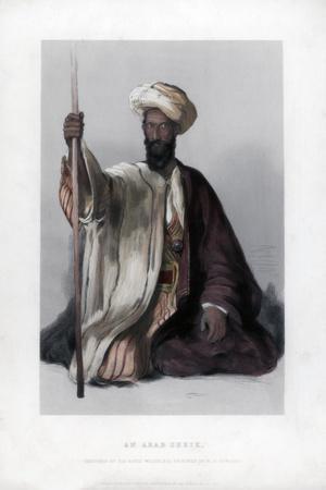 An Arab Sheik, 19th Century