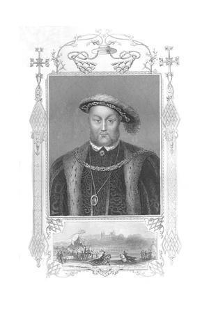 'Henry VIII', 1859