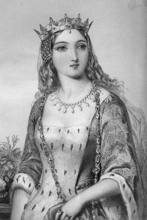 Margaret of Anjou (1430-148), Queen Consort of King Henry VI, 1851