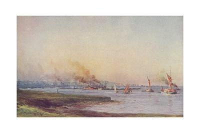 'An Estuary', 1910