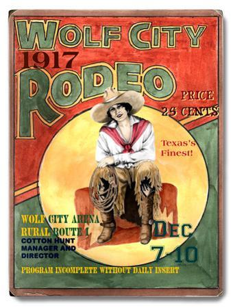 Wolf City Rodeo