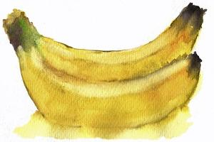 Bananas by Wolf Heart Illustrations