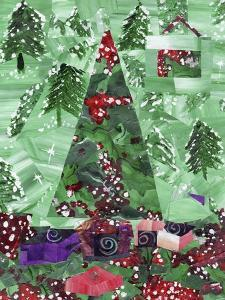 Christmas Tree by Wolf Heart Illustrations