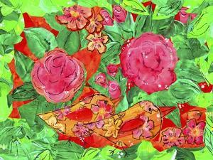 Flower Birds by Wolf Heart Illustrations