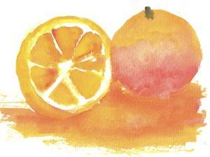 Orange by Wolf Heart Illustrations