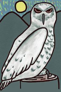 Owl by Wolf Heart Illustrations