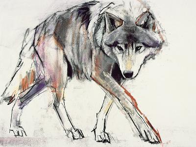 Wolf-Mark Adlington-Giclee Print