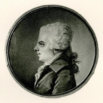 Wolfgang Amadeus Mozart, 1884-90--Giclee Print