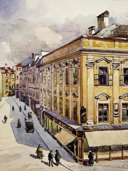 Wolfgang Amadeus Mozart's--Giclee Print