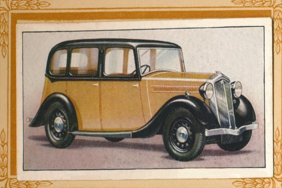 'Wolseley Wasp', c1936-Unknown-Giclee Print