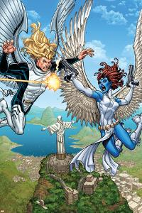 Wolverine and The X-Men No. 20: Angel, Mystique