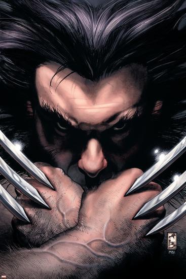 Wolverine No.55 Cover: Wolverine-Simone Bianchi-Art Print