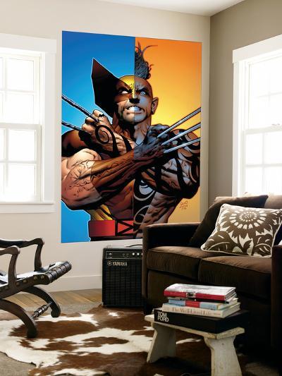 Wolverine: Origins No.26 Cover: Wolverine and Daken-Greg Land-Wall Mural