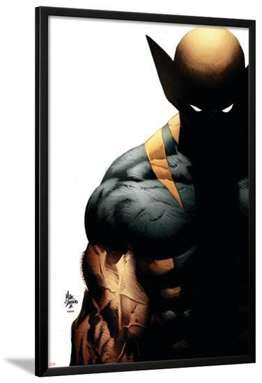 Wolverine: Origins No.28 Cover: Wolverine-Mike Deodato-Lamina Framed Poster