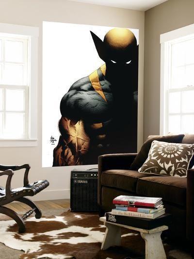Wolverine: Origins No.28 Cover: Wolverine-Mike Deodato-Wall Mural
