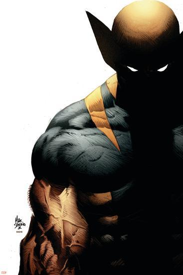 Wolverine: Origins No.28 Cover: Wolverine-Mike Deodato-Art Print