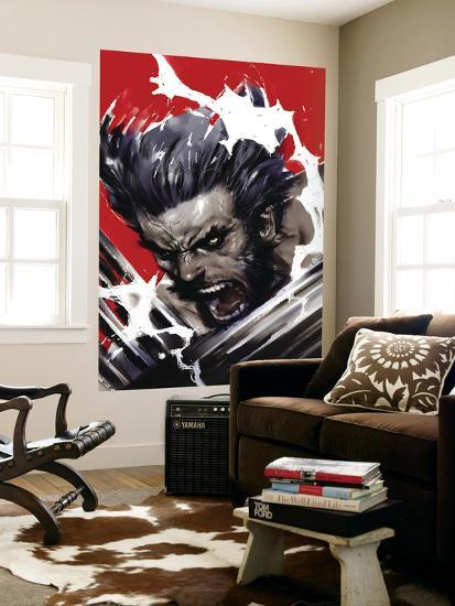 Wolverine: Soultaker No.1 Cover: Wolverine--Wall Mural