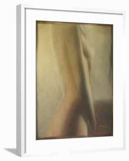 Woman 2 Copy-Mark Van Crombrugge-Framed Art Print