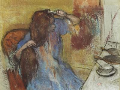Woman at Her Toilet; Femme a Sa Toilette, C.1889-Edgar Degas-Giclee Print