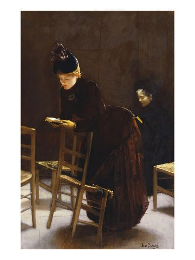 Woman at Prayer; Femme En Priere-Jean B?raud-Giclee Print