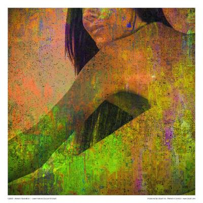 Woman Revelation II-Jean-Fran?ois Dupuis-Art Print