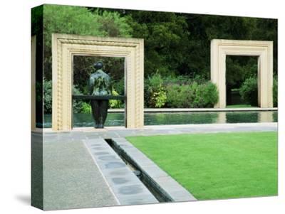 Woman's Garden, Dallas Arboretum, Dallas Texas, USA