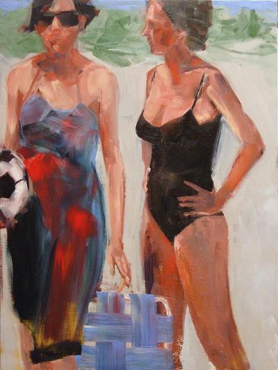 Womanbody, 2008-Daniel Clarke-Giclee Print
