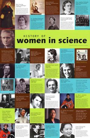 Women in Science Poster