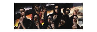 Women of Jerusalem, 2013-Chris Gollon-Giclee Print