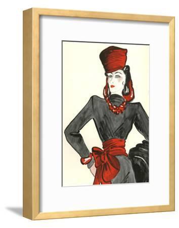 Women's Fashion 1930s, 1939, UK