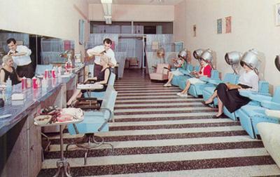 Women's Hair Salon