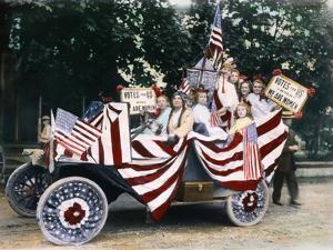Women's Suffrage, 1920