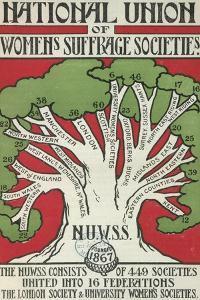 Women's Suffrage Societies