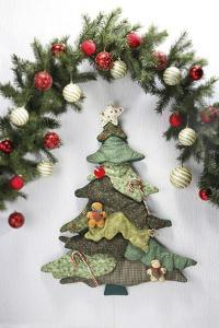 Women's Work - Patchwork Christmas Tree