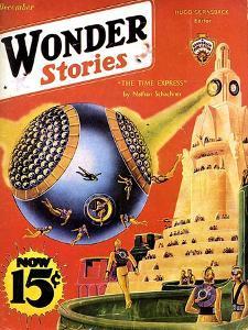 Wonder Stories, 1932, USA