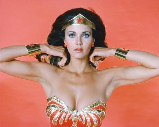 Wonder Woman--Photo