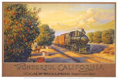 Wonderful California-Kerne Erickson-Art Print