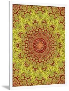 Asia Mandala Buddha Stye by Wonderful Dream