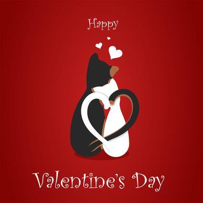 Cat Valentine Day