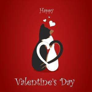 Cat Valentine Day by Wonderful Dream