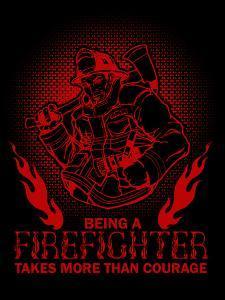 Fireman Firefighter by Wonderful Dream