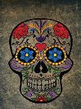 Floral Horror Skull Gothic-Wonderful Dream-Art Print