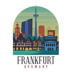 Frankfurt Germany by Wonderful Dream