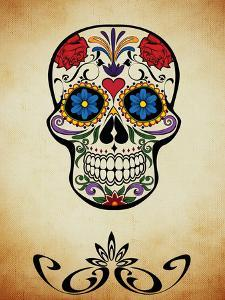 Graphic Design Of Horror Skull by Wonderful Dream