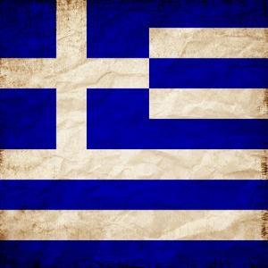 Greece Flag by Wonderful Dream