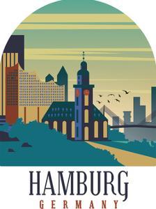 Hamburg Germany by Wonderful Dream