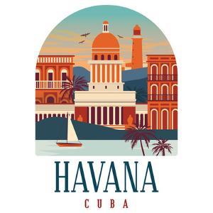 Havana Cuba by Wonderful Dream